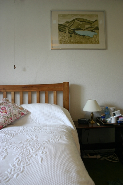 An image of one of the bed rooms